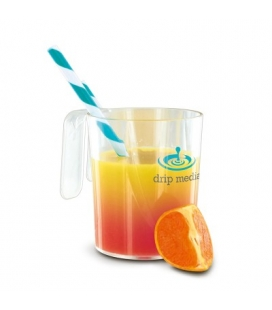 Mug transparent 35 cl