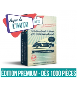 Jeu de l'auto version Premium