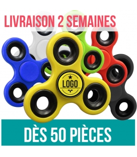 Hand spinner personnalisé ABS