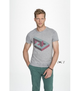 Tee-shirt homme col rond SOL'S - 150g/m² - MIXED MEN