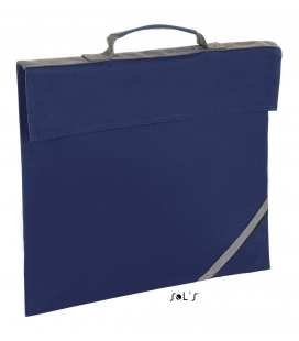 Porte document bande reflechissante polyester 600d SOL'S - OXFORD