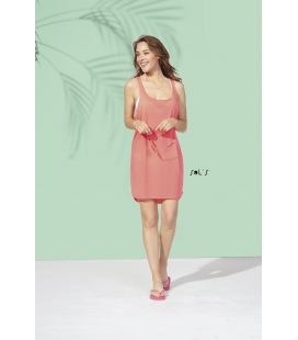 Robe femme SOL'S - 130g/m² - COCKTAIL