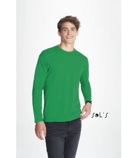 Tee-shirt homme col rond manches longues SOL'S - 150g/m² - MONARCH