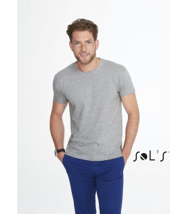 Tee-shirt homme col rond SOL'S - 190g/m² - IMPERIAL