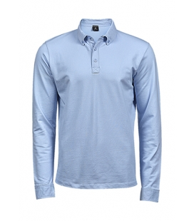 Polo Fashion LS Luxury 215 g/m - TEE-JAYS