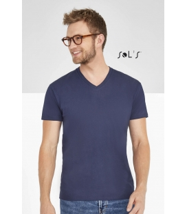 "Tee-shirt homme col ""v"" IMPERIAL V MEN"
