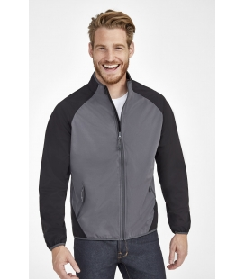 Softshell ultra light bicolore homme SOL'S ROLLINGS MEN