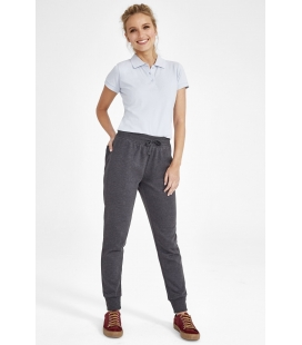 Pantalon jogging femme coupe slim SOL'S JAKE WOMEN
