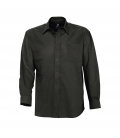 Chemise homme oxford manches longues SOL'S BOSTON