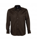 Chemise homme stretch manches longues SOL'S BRIGHTON