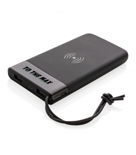 Batterie de secours Aria 8000 mAh et induction 5W