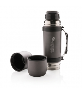 Bouteille isotherme avec 2 tasses Swiss Peak